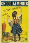AP81 Vintage 1893 French Chocolate Chocolat Advertisement Poster A1/A2/A3/A4