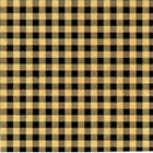 Black Kraft Gingham Tissue Paper Multi Listing 500x750mm