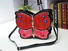 2014 Amliya fashion butterfly shape cross body bag shoulder bag handbag purse