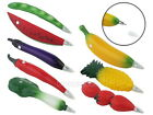 5 x Fruit and Vegetable Pen Refrigerator Magnet