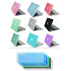 "Rubberized Matte Hard Case Cover For Macbook Air 11""13.3"" Pro 15"" Retina Laptop"