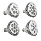 5x E27 PAR20 PAR30 PAR38 LED Spotlights Bulb Lamp 12W/9W/7W/5W Downlight