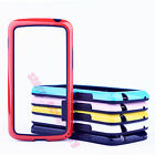 New Thin TPU Rubber Silicone Soft Frame Bumper PC Case Cover For LG G3 D850 D855