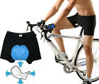 Mens Cushion 3D Padded Cycling Underwear Bike Bicycle Short Pants Protect NEW