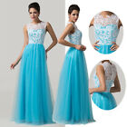 New Arrival Lace Evening Formal Bridesmaid Wedding Gown Prom Homecoming Dresses