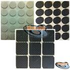 Furniture Scratch Protectors Self Adhesive Rubberized Foam Pads Floor Wall Chair