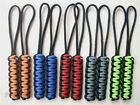 2pcs ParaCord Lanyards Handmade For Key Chain Fob Free Shipping