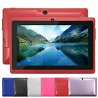 "Q88 7"" Android 4.4 Allwinner A23 Dual Core 1.5GHz Dual Camera WIFI Tablets PC"