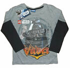 Boys Lego Star Wars Darth Vader Top 4-5yrs only limited stock fabulous quality