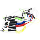 Tigershark Kawasaki Jetski Jet ski Stop Floating Lanyard Safety Clip Key Kill