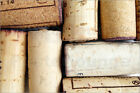 "Poster / Leinwandbild ""Studio shot of wine corks"" - Winslow Productions"