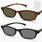 NEW TINTED UV400 SUN READERS FUNKY RETRO READING GLASSES +1.0+1.5+2.00+2.50+3.0