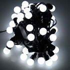 New 5M 20 LED String Fairy Light 8-Modes Ball-Shaped Waterproof Xmas Party Decor