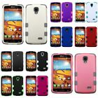 New Stylish Color TUFF Hybrid Phone Protector Cover Case For LG Volt LS740