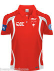 Sydney Swans 2014 AFL Players ISC Polo Shirt & Players ISC Media Cap Your Size!