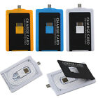 Portable Charge Card Design Android USB Charger Sync Cable For Samsung ODUS#