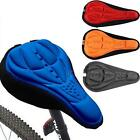 1/4 Colors Bike Bicycle 3D Silicone Gel Pad Seat Saddle Cover Soft Cushion CSUG