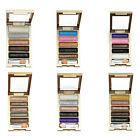 Diamond Eye Shadow Eyeshadow Palette Glitter Makeup Master 5 Colours With Brush