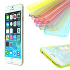 """Ultra Clear Thin Transparent Soft TPU Back Case Cover for Apple 4.7"""" iPhone 6"""