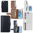 LUXURY LEATHER WALLET FLIP CASE MAGNET POUCH COVER FOR APPLE iPhone 6 4.7""