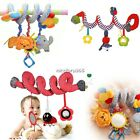 Infant Baby Kid Animal Plush Toy Multifunction Lovely Bed Crib Development Toy