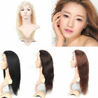 "Full lace wigs Nature Long Straight Remy human hair 14""-30"" 210-230g Top Quality"