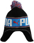 Puma Finse Kids Boys Girls Pull On Beanie Hat One Size (843433 01) UW