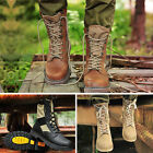 MENS LACE UP HIGH TOP ANKLE MILITARY BOOTS WX0008 Size 38-44 new fashion boots