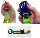 Dr Who: Bottle Opener With Sound Effects - Tardis/Dalek/Sonic New + Official