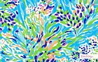 "New Lilly Pulitzer DANIELLA T-SHIRT DRESS S / M / L ""Resort White Sea Soiree"""