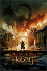 Poster The Hobbit - Battle of Five Armies Smaug