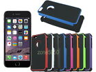 Dual Layer Hybrid Armor Rugged Hard Case for Apple iPhone 6 4.7""