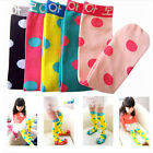 Children's Girls Cute Polka Dots Golfs Nurseries Knee Socks Fad New LO UK-##0555