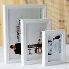 New Contemporary Wood Table Picture Photo Frames Modern Frame Mounts