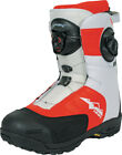HMK Team Focus Snow Boot White/Orange Size 8-15