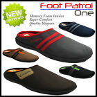 New Mens Coolers Mules Clog Slippers With Memory Foam Insoles House Uk Sizes
