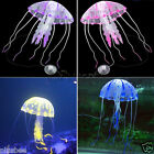"5.5"" Glowing Effect Aquarium Artificial Jellyfish Ornament Fish Tank Decoration"