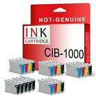 20 ( 4SET + 4BK )  ink cartridges for Brother LC970 LC1000 Series Printer