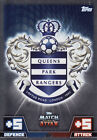 Match Attax 14/15 QPR Southampton & Stoke Cards Pick From List