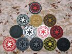 STAR WARS IMPERIAL Galactic Empire Logo Military Morale 3D PVC Patch $5.1 USD on eBay