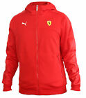 Puma Ferrari Mens Red Softshell Jacket (761381 02) U90
