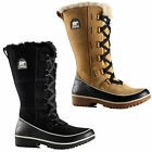 Sorel TIVOLI HIGH II Womens Waterproof Suede Lace Up Boots Sizes UK 4 - 8