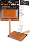 DOG WOODEN BRUSH SHARPLES & GRANT SLICKER FOR PET GROOMING IN 3 SIZES