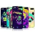 HEAD CASE WILD POP PRINTS SNAP-ON BACK COVER FOR APPLE iPOD TOUCH 5G 5TH GEN
