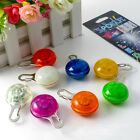 Pet Dog Cat Puppy LED Flashing Collar Safety Night Light Pendant Colorful