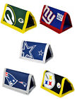 NFL: Tri Fold Wallet With Coin Pocket - Steelers/Cowboys/Giants/Patriots - New