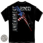 Erazor Bits RN2193 AR15 Second Amendment Flag T-Shirt