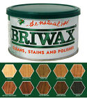 Briwax Original Furniture Wax 16 oz - Multiple Colors