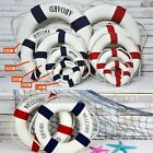 Size 14-45cm Foam Lifebuoy Decorative Life Ring Wall Hanging Home Daily Decor