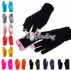UnisexTouch Screen Full Finger Phone Smartphone Tablet Magic Warm Mittens Gloves